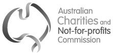 Australian Charities and Not-for-profits Commission logo