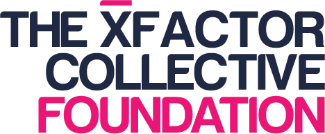 An image of The Xfactor Collective Foundation Logo